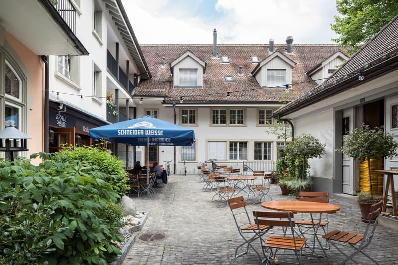 Über den Dächern von Langenthal! (6)