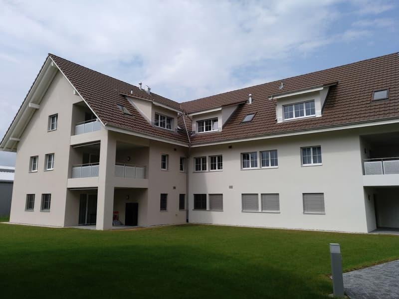 3.5-Zimmerwohnung im Dachgeschoss (1)