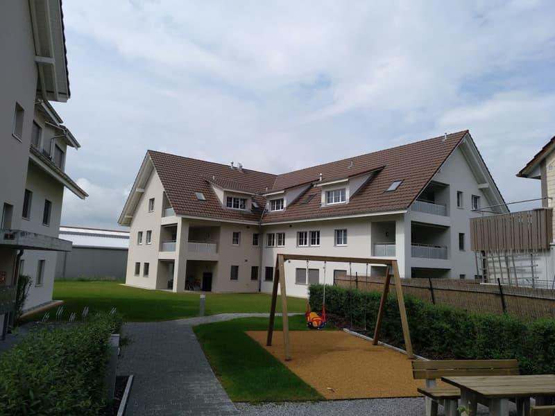 3.5-Zimmerwohnung im Dachgeschoss (2)
