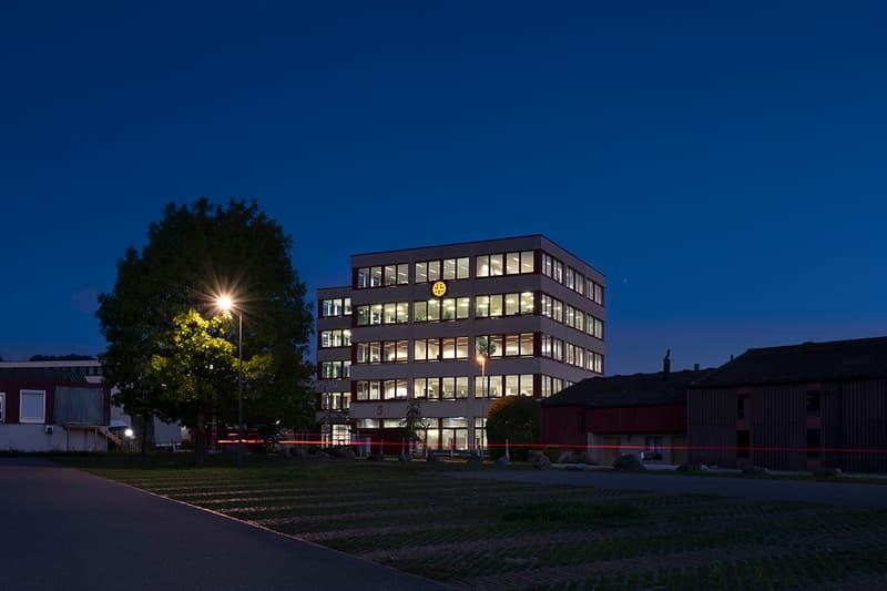 Unterfeldstrasse by night