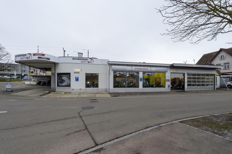 Betriebsgebäude, Werkstatt, Büro- und Ausstellungsräume (1)