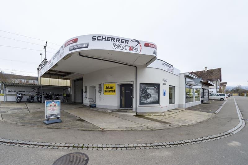 Betriebsgebäude, Werkstatt, Büro- und Ausstellungsräume (2)