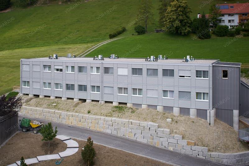 Bâtiment - 28 chambres avec salle de bain (2)