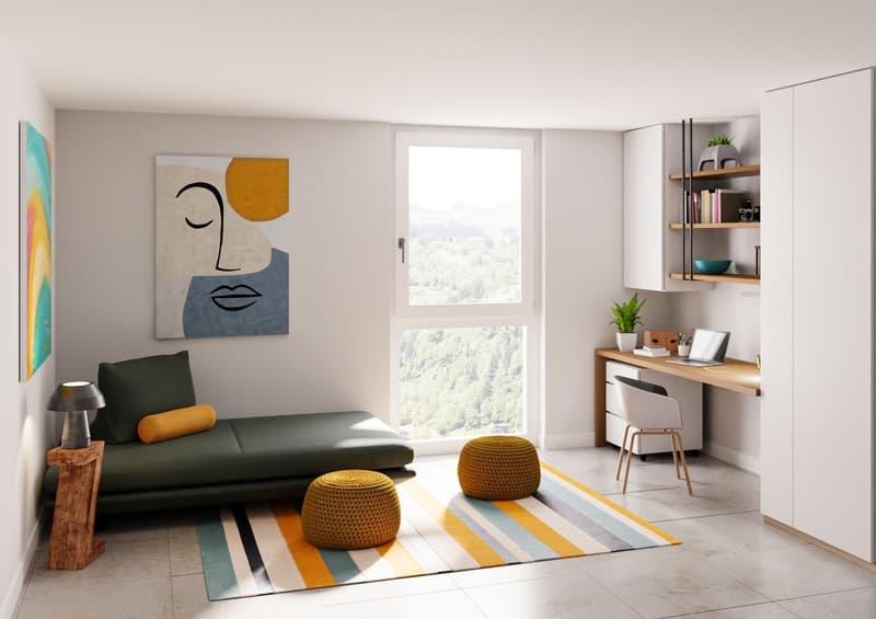 CASTIONE,  Vendiamo appartamenti nuovi di 4½ locali (2)
