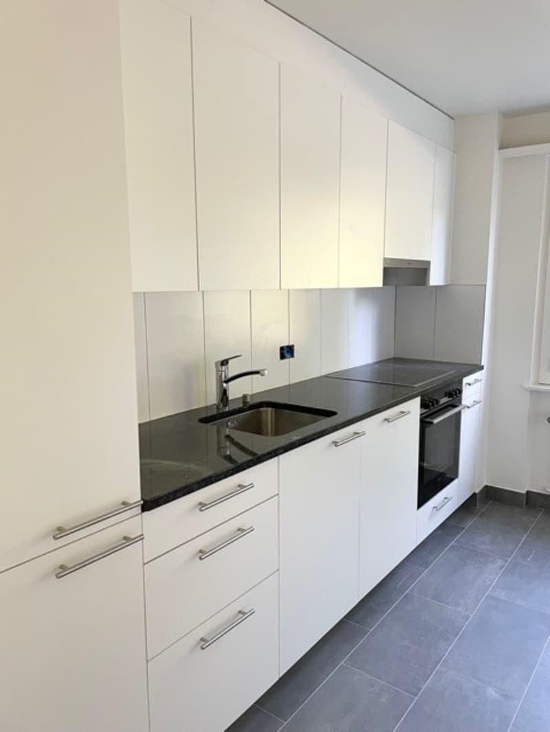Appartement partiellement rénové de 3 pièces proche de toutes commo... (2)
