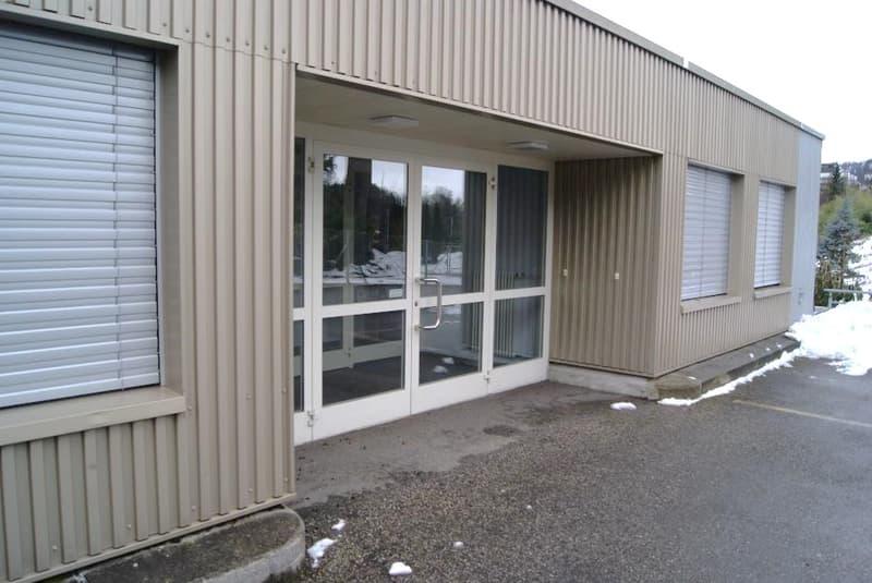 Gut erschlossene Büro-/Gewerbefläche (2)