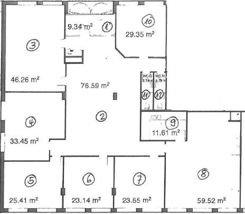 Gut erschlossene Büro-/Gewerbefläche (1)