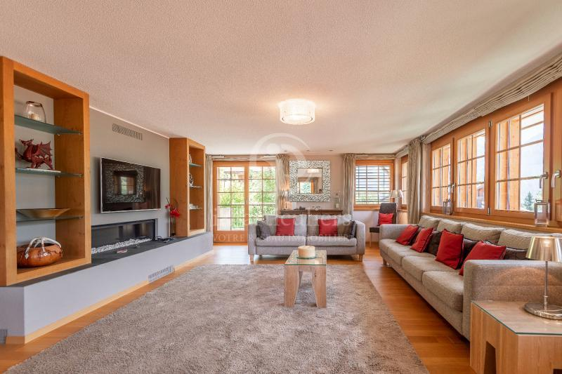 Luxurious 4 bedrooms furnished Chalet - Swiss Alps (2)