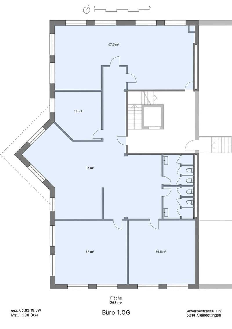Optimale Büroflächen in Grenznähe ab 30.5m2 (7)