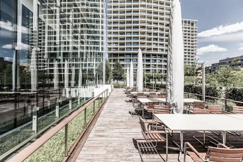 Restaurant mit Sommerterrasse