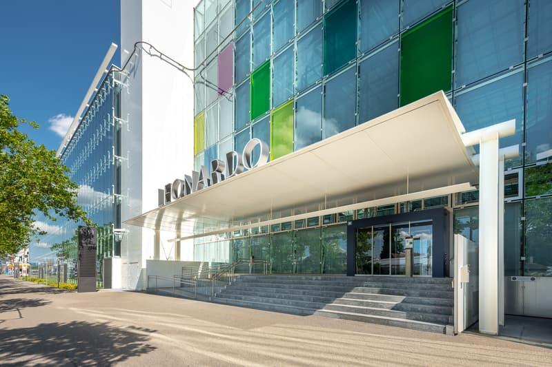 Moderne Büroräumlichkeiten mit gutem Klima und extra Services (2)