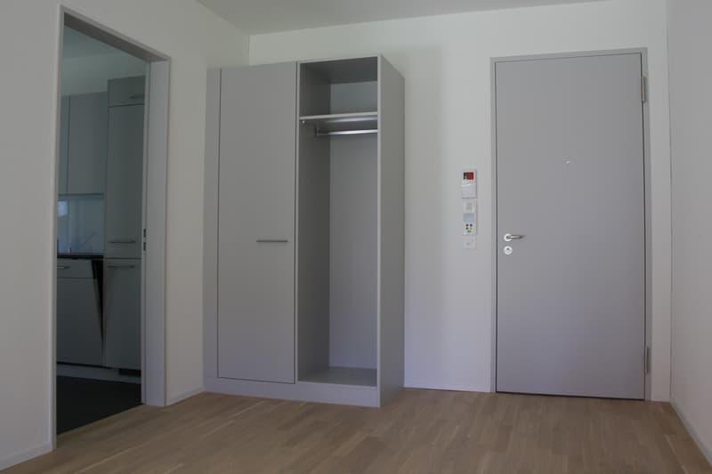 Eingang Wohnung 102