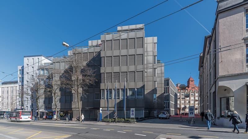 ausgebaute Bürofläche mit Dachterrassenzugang (2)