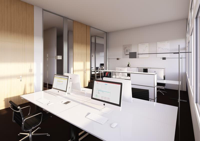 Visual Büroausbau 2