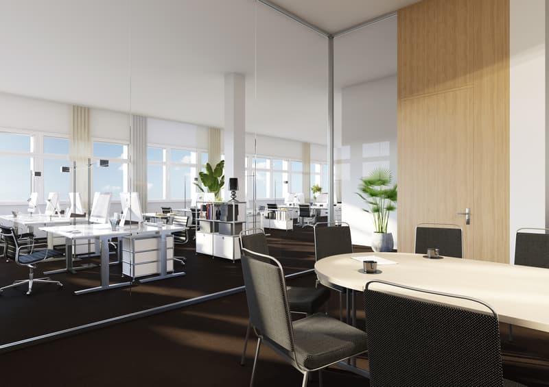 Visual Büroausbau 1