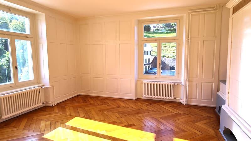 Praxisraum in ehemaliger Villa (2)