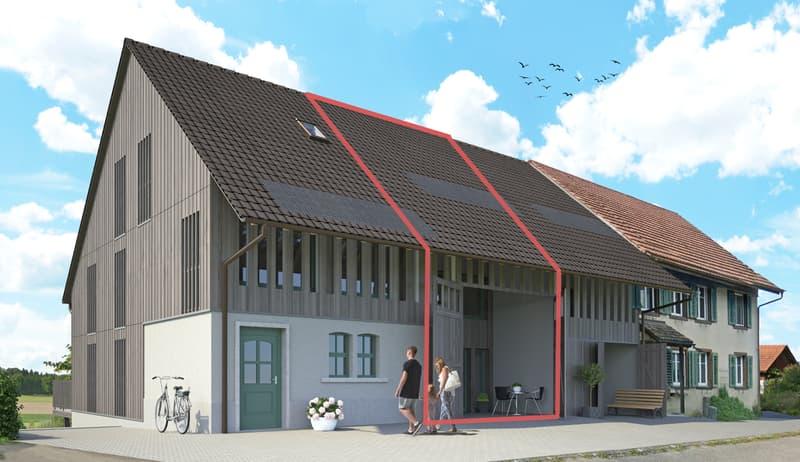 Modernes Reiheneinfamilienhaus mit Einstellplätzen an sehr guter ud ruhiger Lage (1)