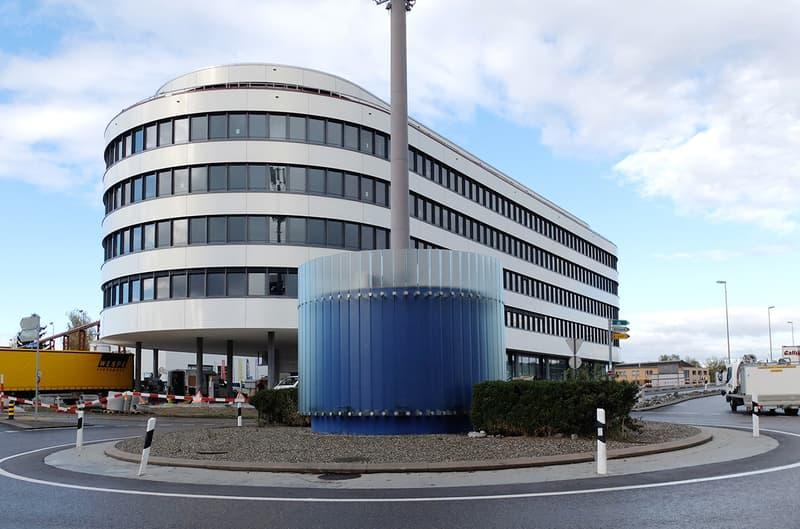 Exklusives Attika-Büro im Neubau Goldäcker I (1)