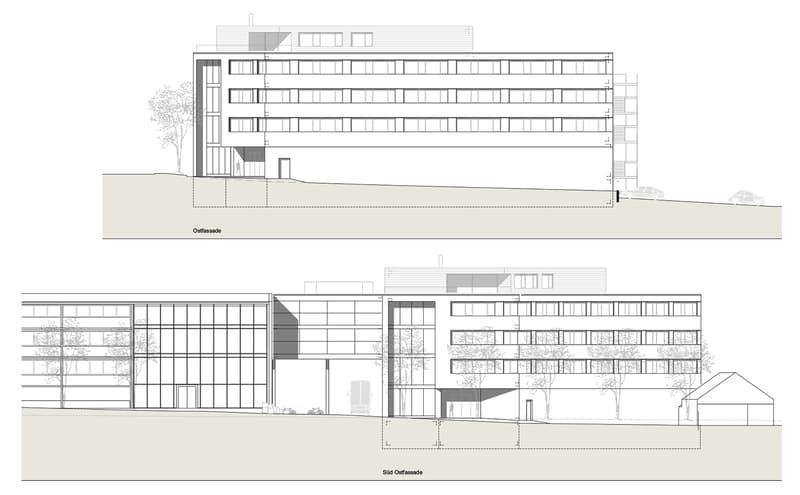 330 bis 2800 m2 neue moderne Büroflächen (2)