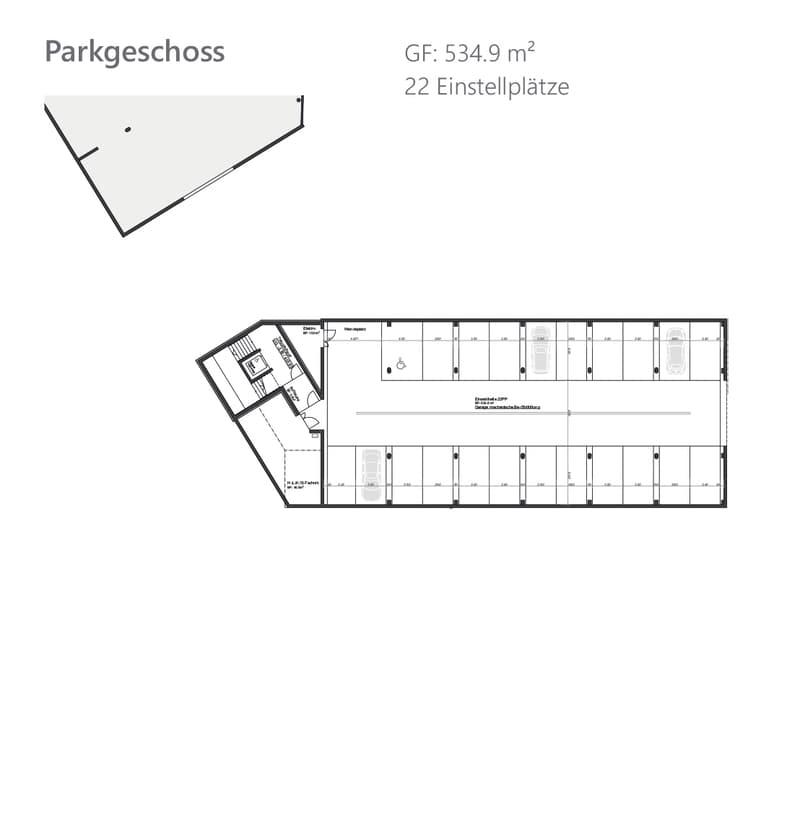 330 bis 2800 m2 neue moderne Büroflächen (8)