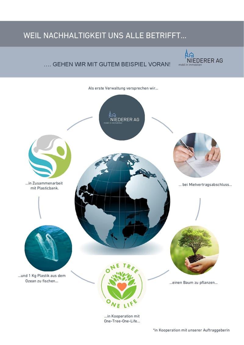 Flyer Nachhaltigkeit