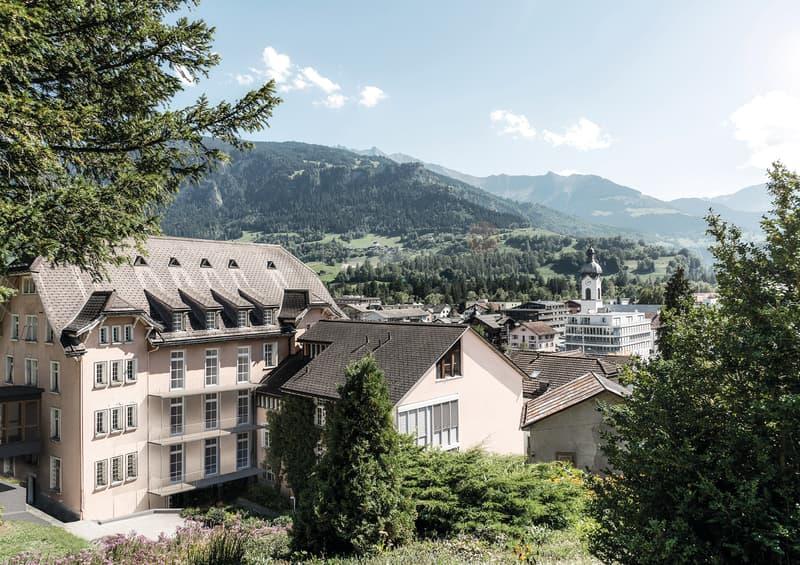 Moderne Mietwohnungen mit viel Charme im alten Dominikanerinnen Kloster (1)