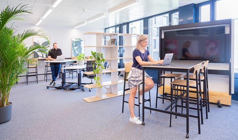 Repräsentative und frisch renovierte Büroräume inkl. vieler Services & flexiblen Mietkonditionen! (6)