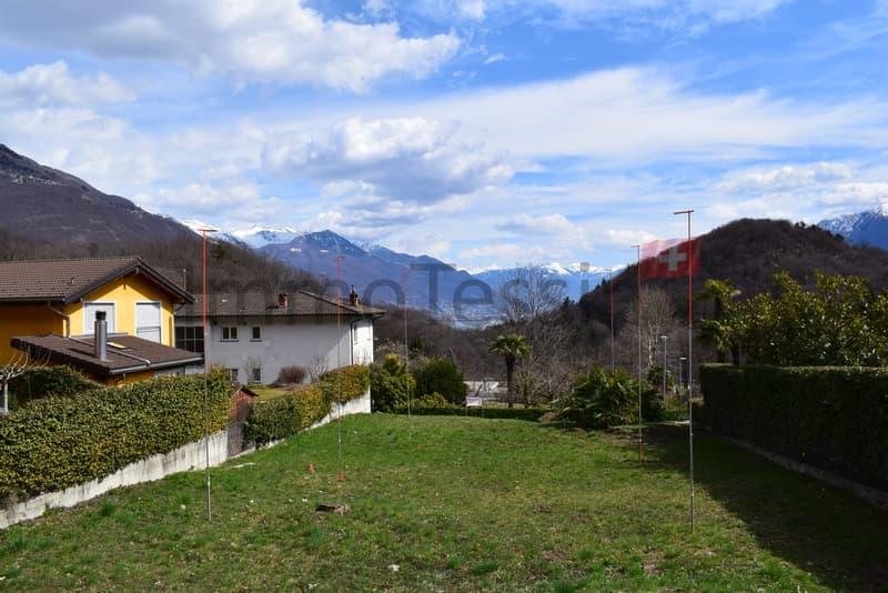 Grundstück kaufen Arcegno - Immobilien Arcegno MA3