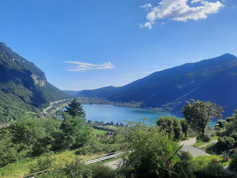 Tranquillità, Soleggiato, Stupenda Vista sul Lago, Montagne, Terreno Residenziale Edificabile (1)