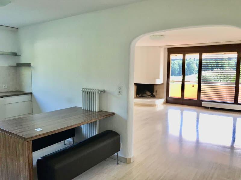Luminoso appartamento a reddito nel Malcantone (2)