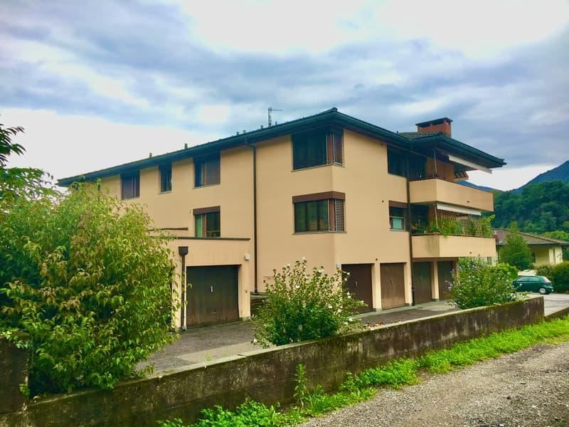 Luminoso appartamento a reddito nel Malcantone (8)