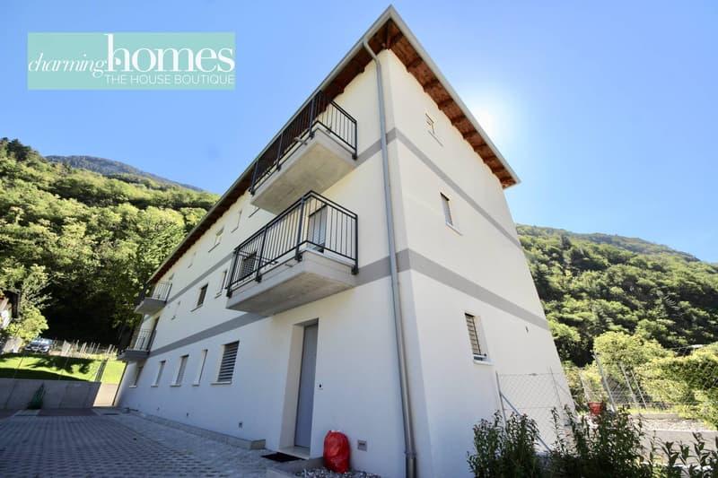 Casa plurifamiliare - Cresciano (2)