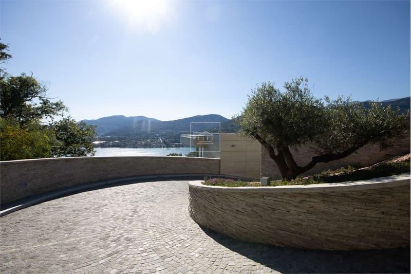 Lussuosa Villa con piscina e vista lago (13)