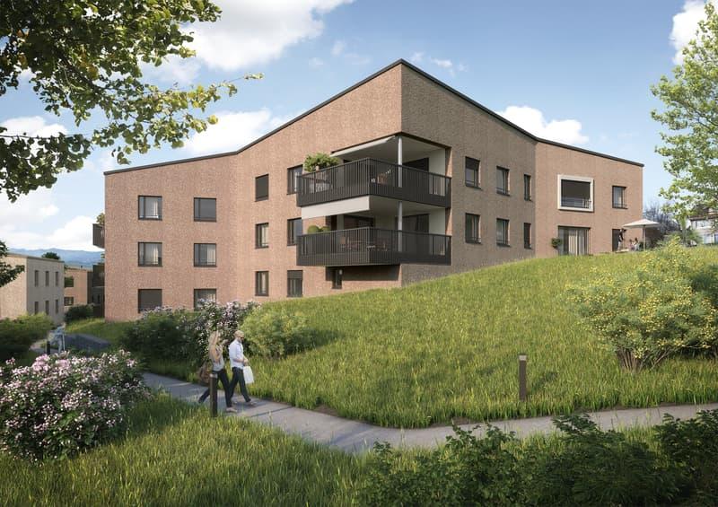 SONNEFELD Ruswil - Wohnen wie im Einfamilienhaus (1)