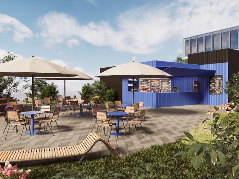 Erstvermietung: Modernste Büro- und Geschäftsflächen im Lumen Park (2)
