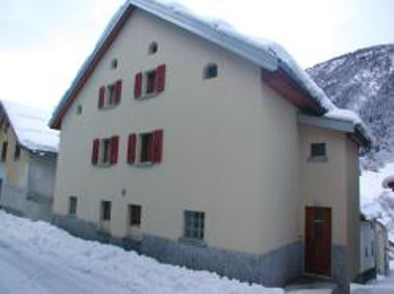 Hausansicht / Vista della casa