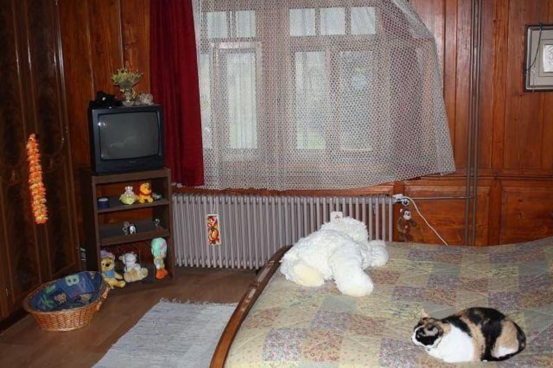 Camera secondo piano / Schlafen im 2. OG