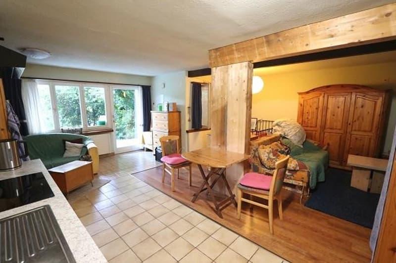 grosses 2-Fam-Landhaus mit Stuio an idyllischer Lage / casa bifamiliare con studio nella natura (13)