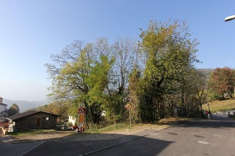 Baulandgrundstück von 1050m2 mit Aussicht / terreno edificabile di 1050m2 con bella vista (1)
