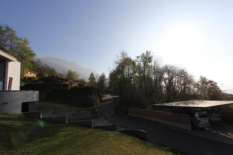 Baulandgrundstück von 1050m2 mit Aussicht / terreno edificabile di 1050m2 con bella vista (7)
