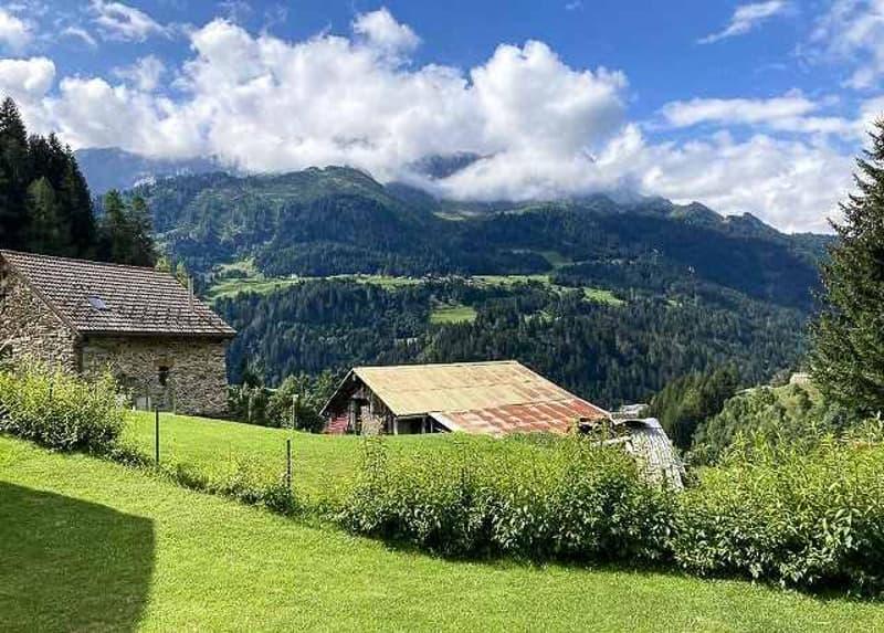 Bauland vom 400m2 mit schöner Aussicht / terreno edificabile di 400 m2 (13)