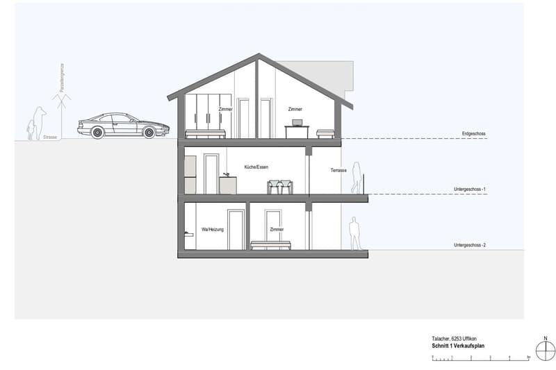 Schönes freistehendes Einfamilienhaus mit Einliegerwohnung (4)