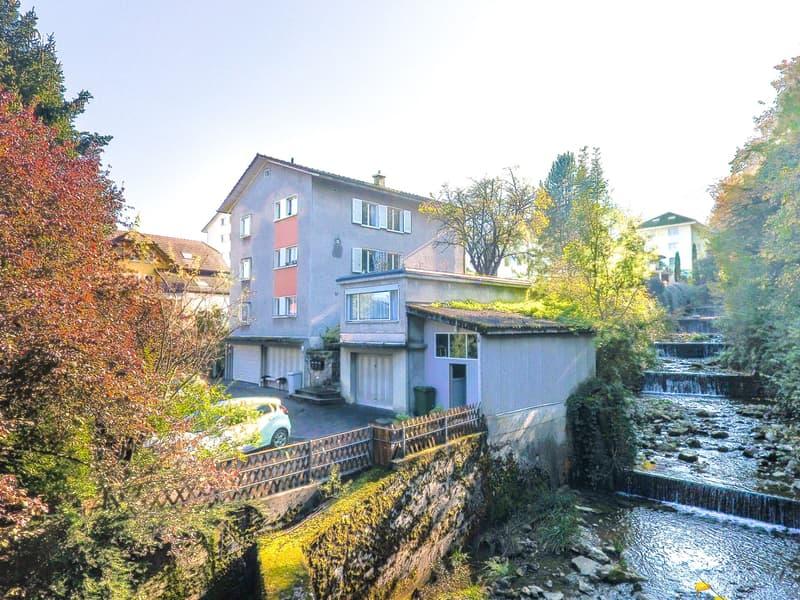 Dreifamilienhaus in Hergiswil mit Seltenheitswert! (2)