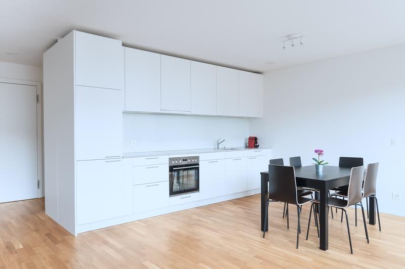 Moderne und möblierte Wohnungen mit 2.5 Zimmern und Balkon (2)