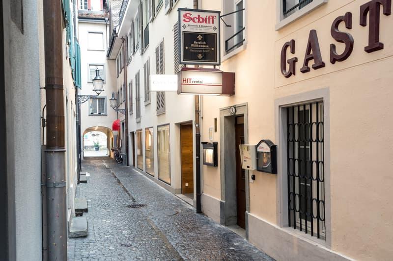 Moderne 2-Zimmerwohnung in Luzerner Altstadt (8)