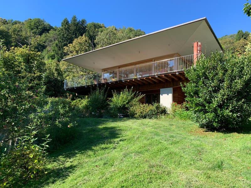 Villa - Capriasca (2)