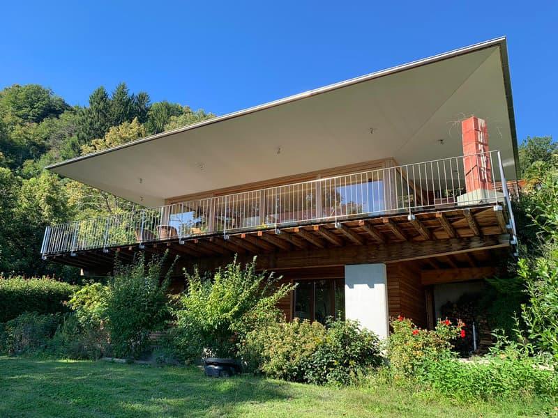 Villa - Capriasca (1)
