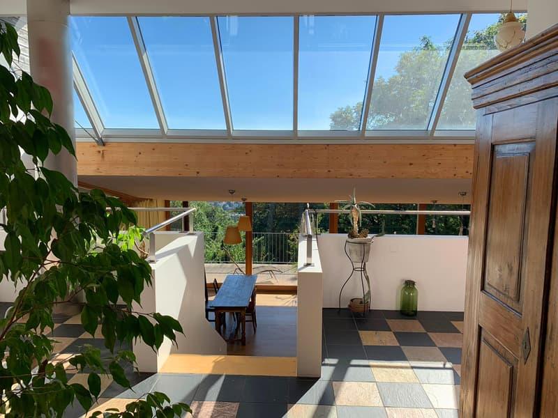 Villa ad alta efficienza energetica (2)