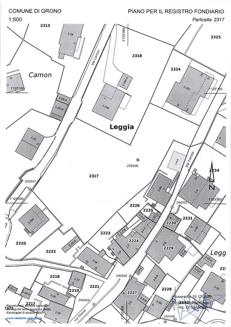 Terreno edificabile a Leggia (GR) (5)