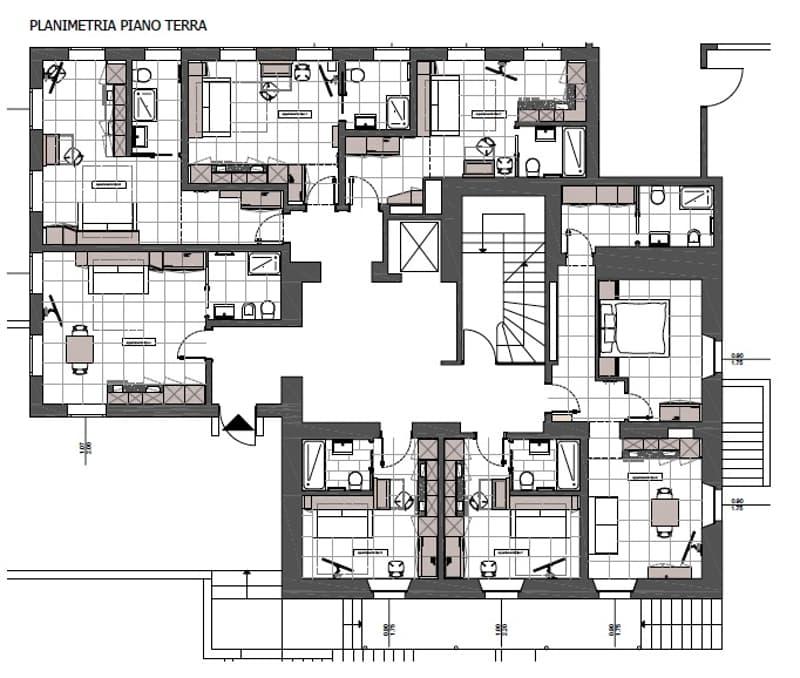 Palazzina residenziale completamente rinnovata in Lugano (2)